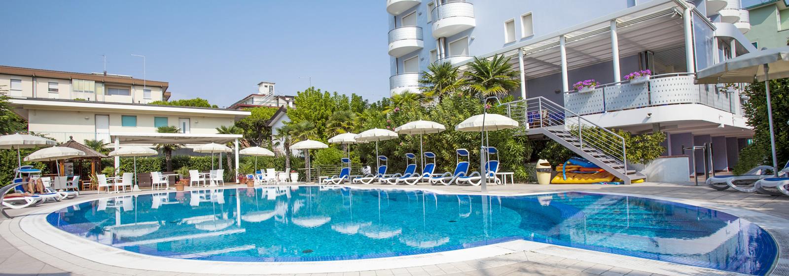 4 Sterne Hotel in Jesolo